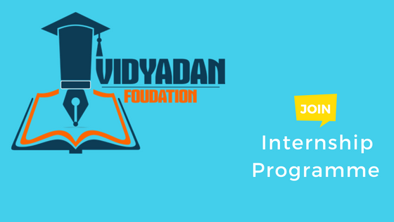 vidyadan foundation indore internship