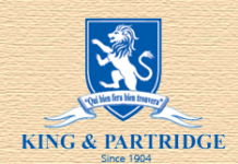 King and Partridge Chennai internship experience