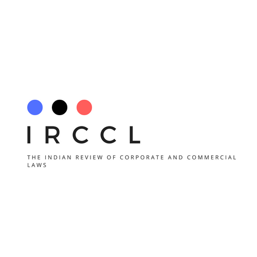 Indian Review of Corporate and Commercial Laws July 2019