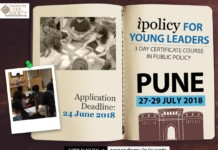 ipolicy Young Leaders Pune July 2018