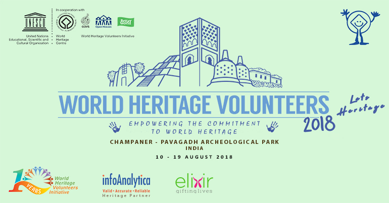 UNESCO World Heritage Volunteers Champaner