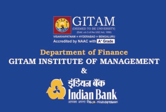 GITAM Indian Bank Conference Non performing assets