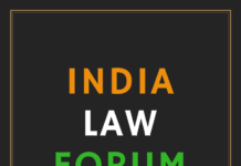 india law forum leadership positions