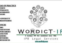 Internship Wordict IP Hyderabad
