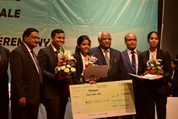 5th KIIT National Moot Court Competition 2017: Results and Memorials