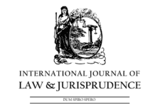 International Journal of Law & Jurisprudence Sep 2018