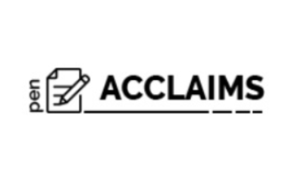 call for papers Pen acclaims 7th edition