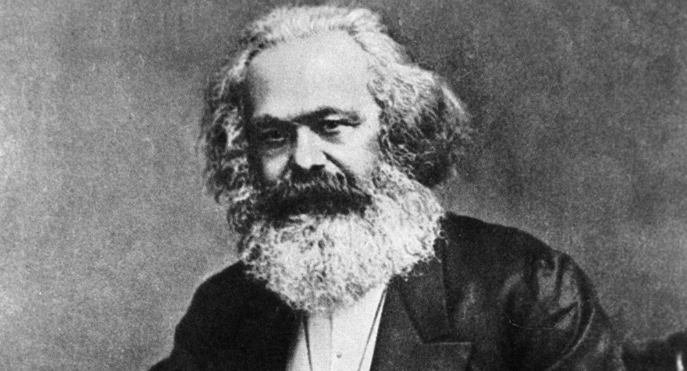 Karl Marx, sociology of law