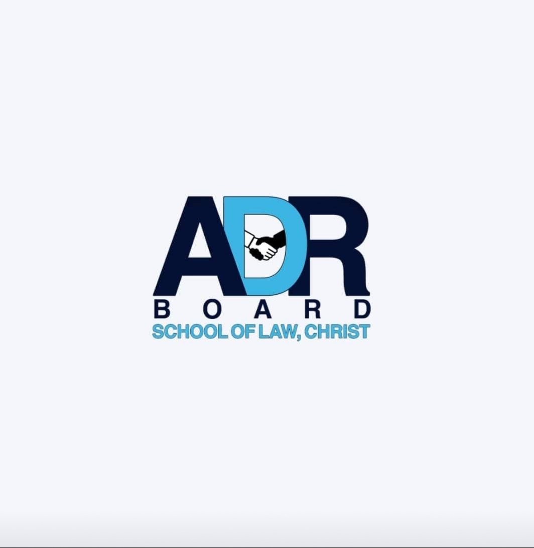 Christ bangalore national ADR competition 2018