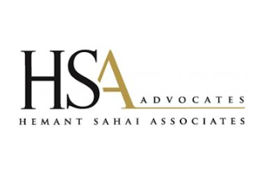internship experience HSA Advocates Mumbai