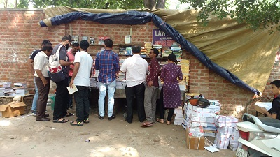 dinkar book store, dukkis