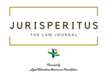 Jurisperitus Law journal call for papers