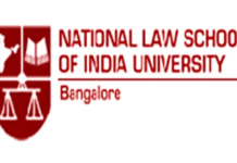 NLSIU Environmental Law Research Associate job