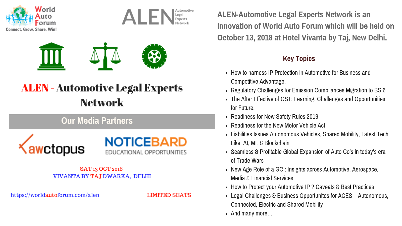 ALEN-Automotive Legal Experts Network