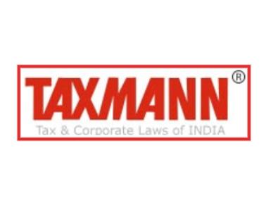 Taxmann Law books