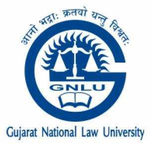 GNLU teaching and research associate in law job post