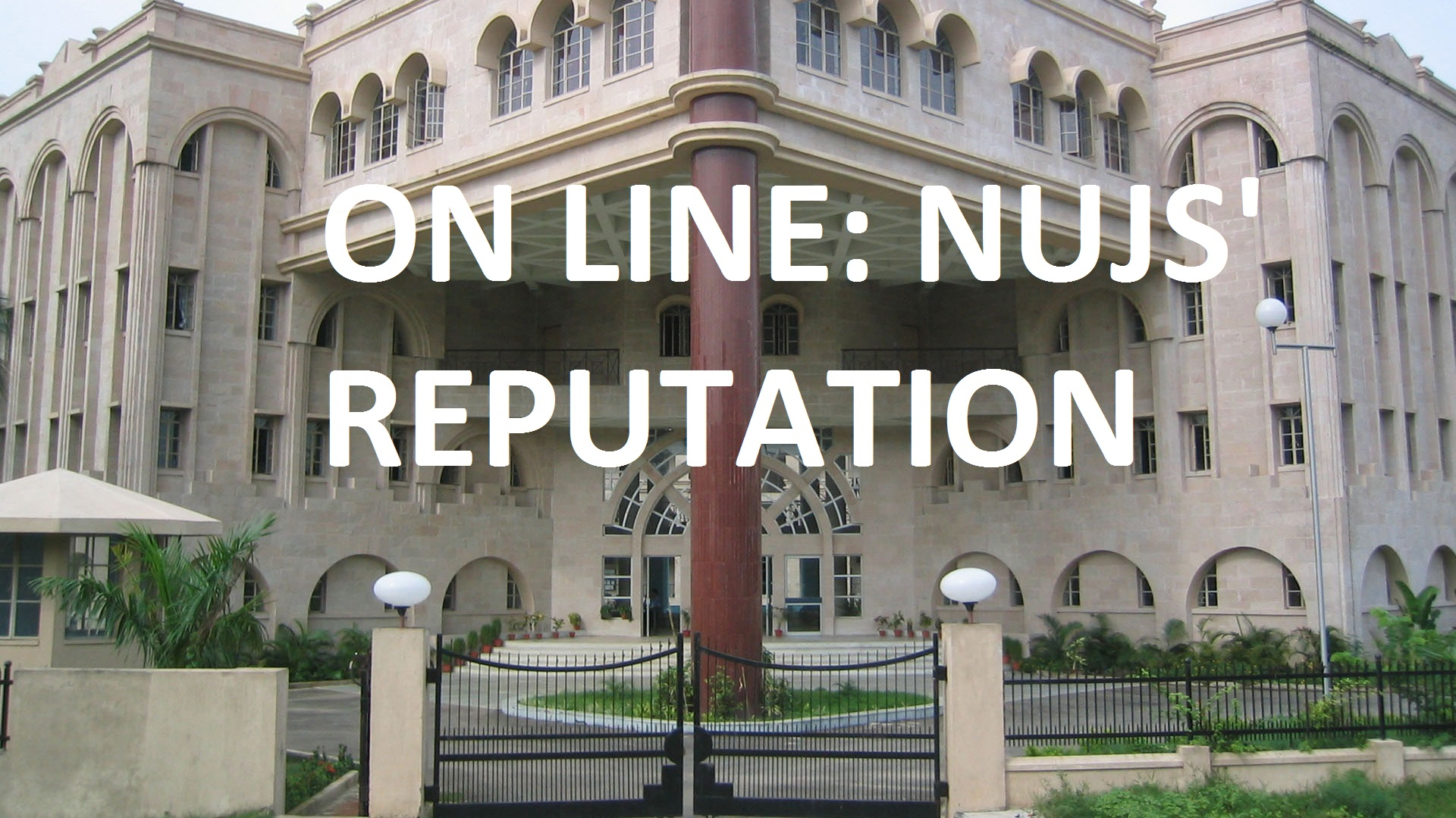 Are You a Student of NUJS Online Courses? Join Me in Taking Legal Action [DOWNLOAD SAMPLES]