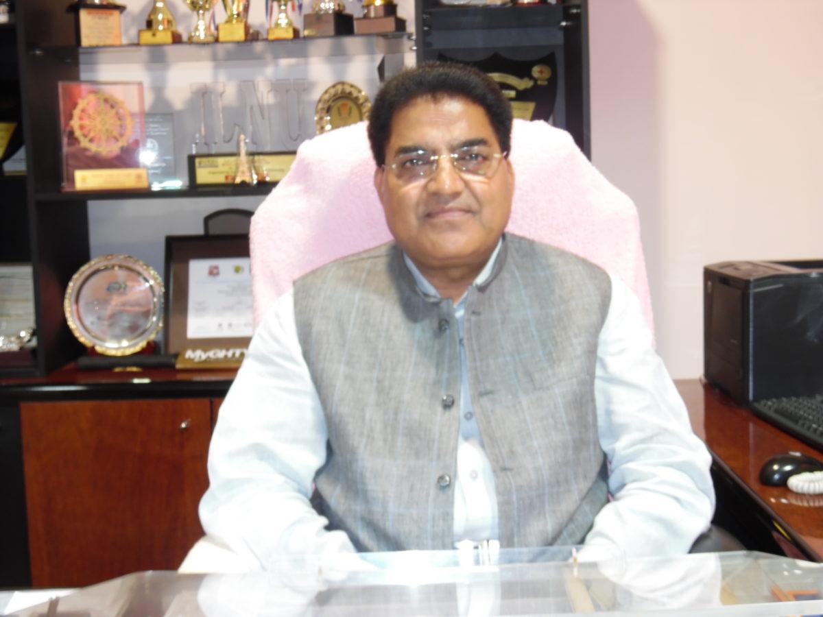 HNLU Students vs. Dr. Sukh Pal Singh (The VC) [Watch Video]