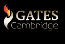 Gates cambridge scholarship 2019