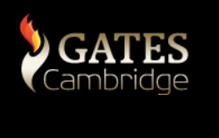 Gates cambridge scholarship 2019