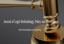 Journal legal methodology policy governance