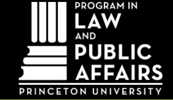 Law Public Affairs Fellowship USA