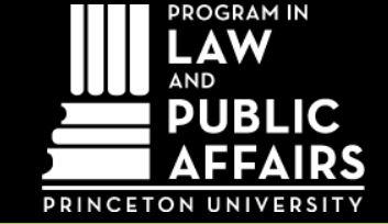 Law Public Affairs Fellowship USA