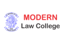 Modern law college pune Moot 2019