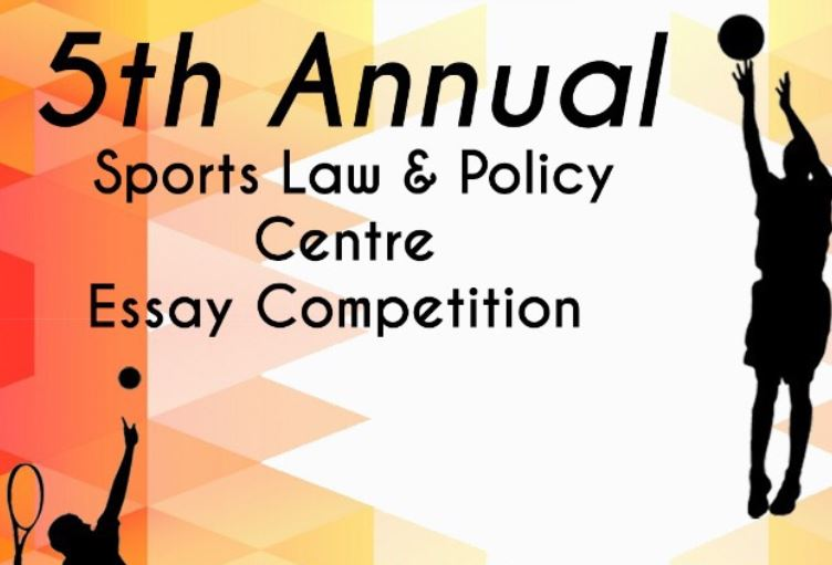 NLSIU Sports Law Essay Competition 2018