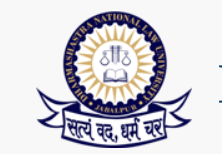 LLM Admission Dharmashastra National Law University Jabalpur