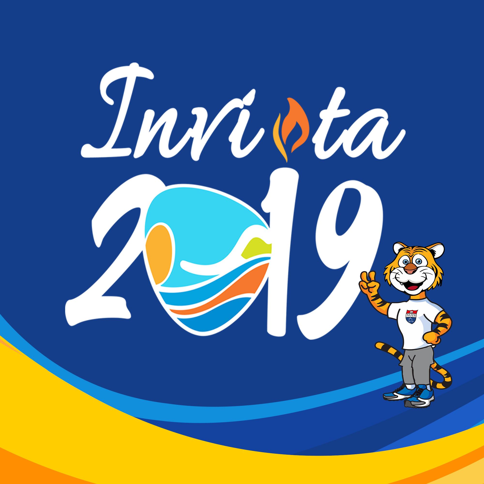 Invicta Para Invicta NUJS Kolkata sports Fest 2019