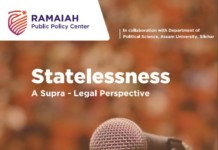 National Seminar Statelessness Bangalore Ramaiah Public Policy Centre