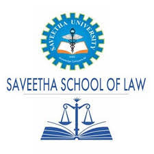 Conference on ADR Saveetha Law School Chennai