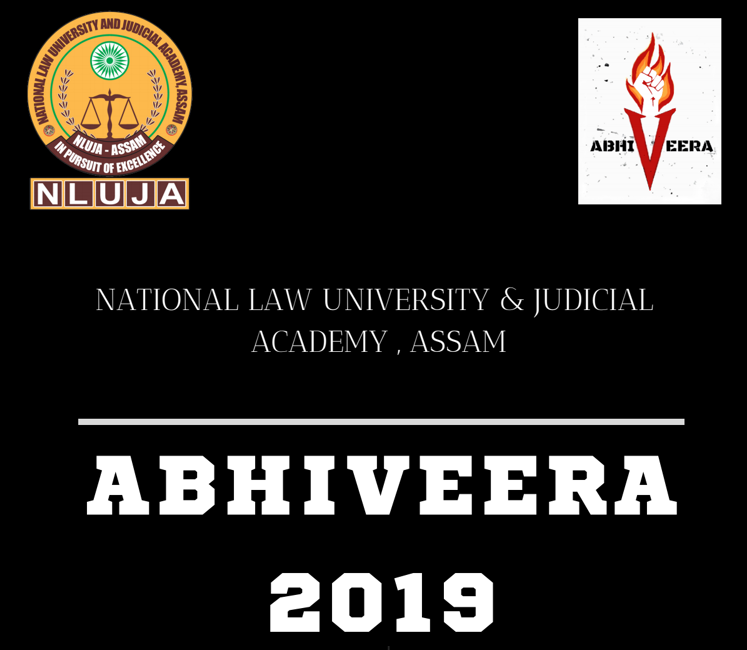 Abhiveera 2019, Sports Fest of National Law University, Assam [April 18-21]: Register by April 11