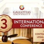 Galgotia University conference contemporary legal issues