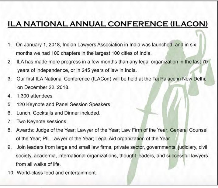 ILACON Features