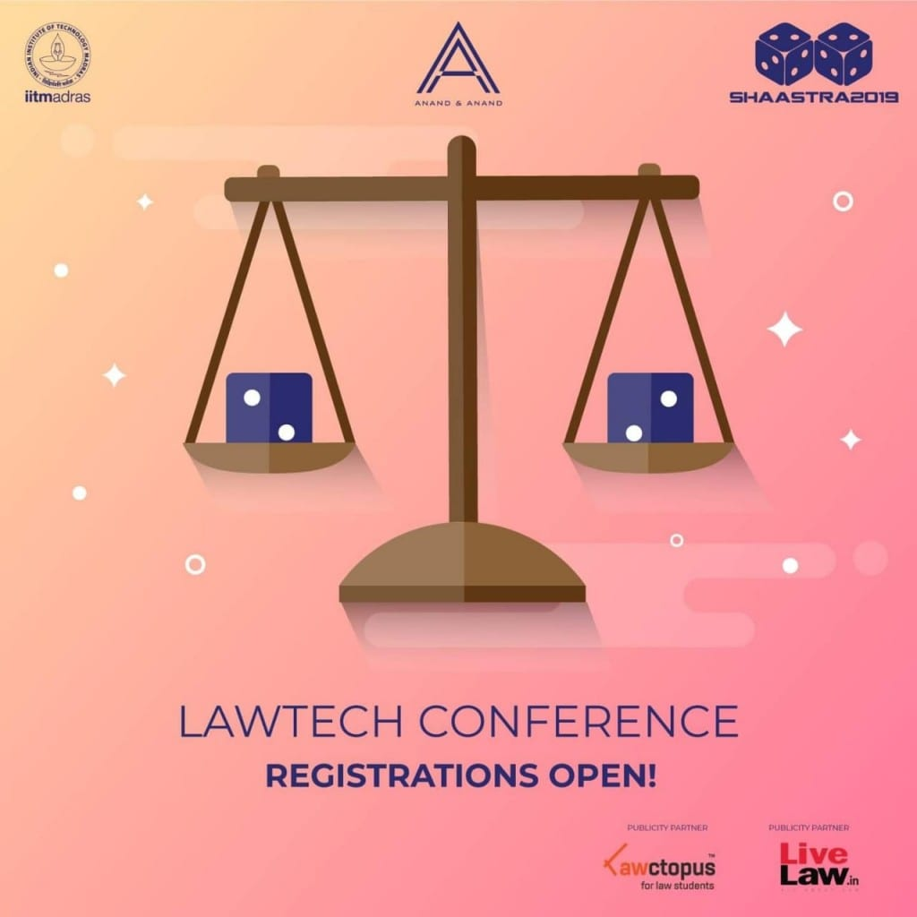 Law Tech Conference, IIT Madras
