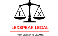 Fresh Advocate Lexspeak Legal Delhi