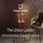 Urban Ladder Scholarship Essay Competition