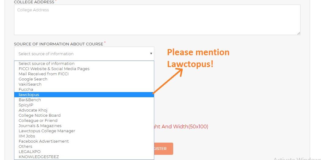 ficci online ip courses