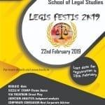 Legis Festis 2K19 Bharata Mata College Aluva
