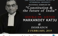 law college dehradun seminar constitutional law