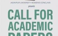 Jadavpur University Womens Conclave