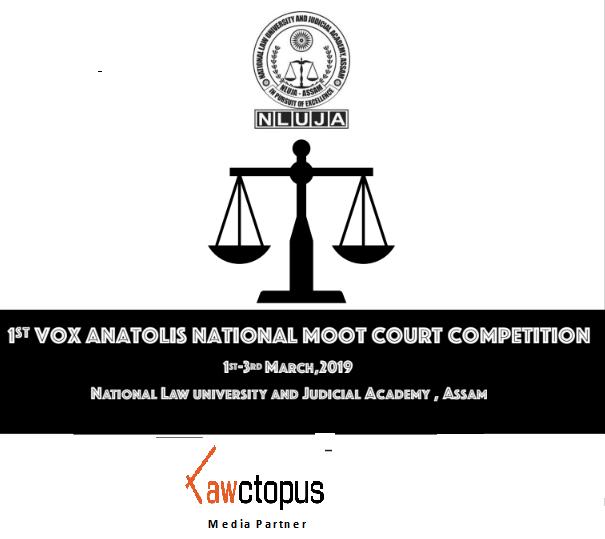 NLUJA Moot Court