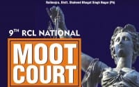Moot Client counselling competitions 2019 RCL Ropar