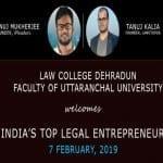 Seminar Law and Entrepreneurship Law College Dehradun
