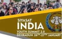 Siyasat India Youth Summit Dehradun