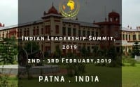 India Leadership Summit MUN Patna 2019