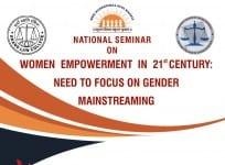 Anand Law College Women empowerment seminar