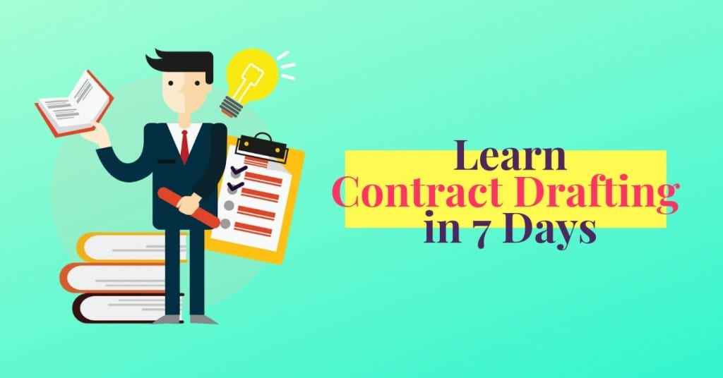 Online Contract Drafting Course of 7 Days by RostrumLegal